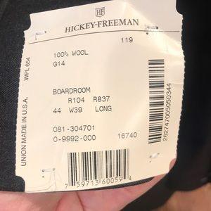 Hickey-Freeman suit